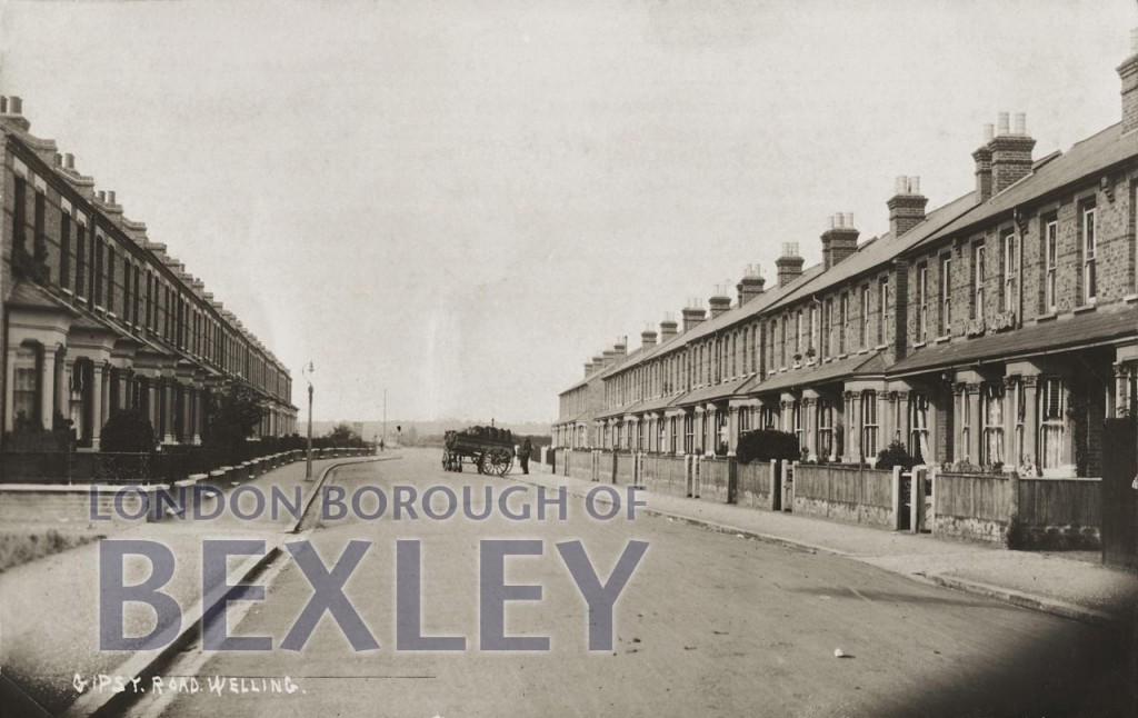 Gipsy Road, Welling c.1909