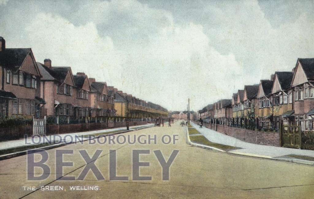 The Green, Welling 1948