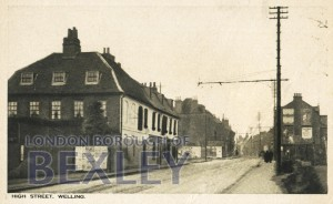 PCD_989 High Street, Welling c.1910