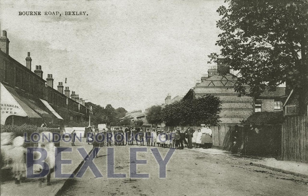 Bourne Road, Bexley 1911