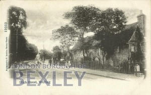 PCD_990 High Street, Welling c.1910