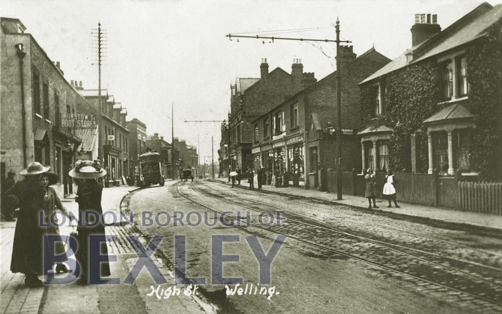 High St, Welling c.1914