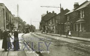 PCD_991 High St, Welling c.1914