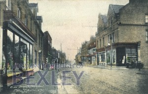 PCD_995 High Street, Welling c.1905