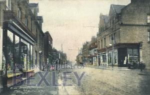 PCD_995 High Street, Welling c.1905