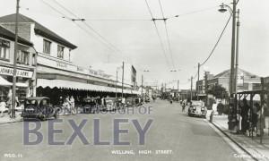 PCD_996 Welling, High Street 1950s