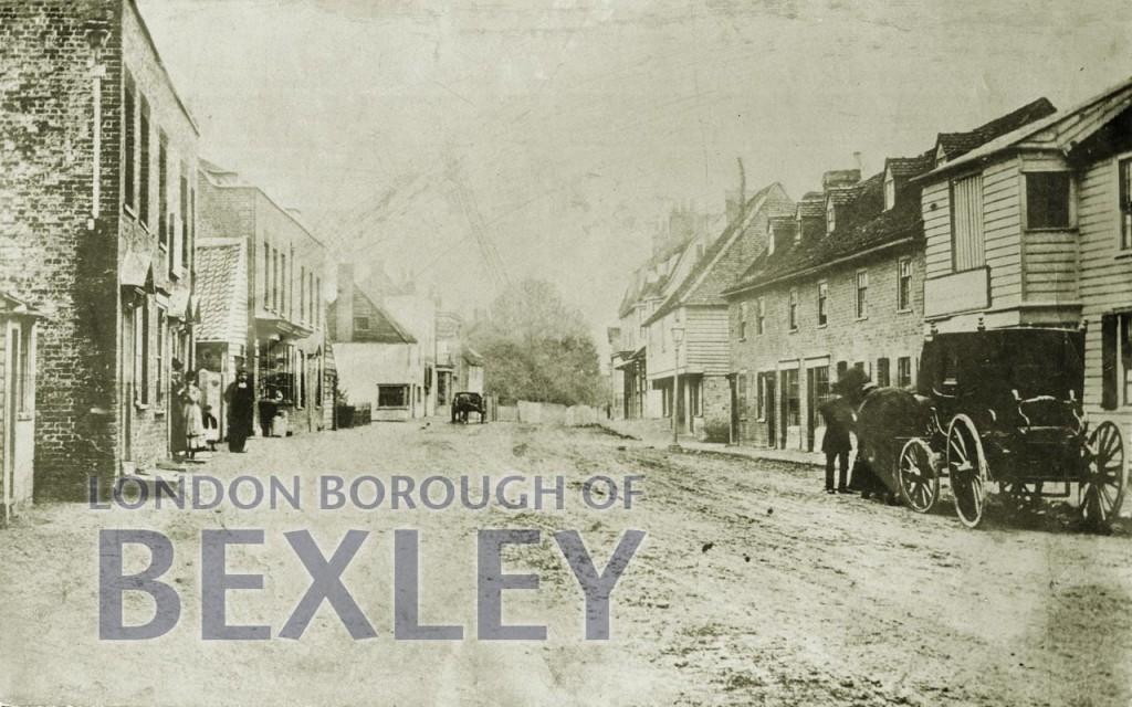 High Street, Welling c.1894
