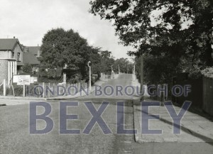 PHBOS_2_6 Barnehurst Road at junction Risedale Road, Barnehurst1956