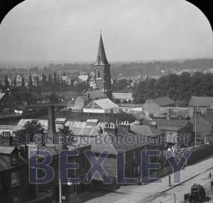 PHBOS_2_557 Chapel of Ease Steeple, Bexleyheathc1931