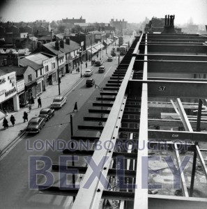PHBOS_2_560 Building R.A.C.S , Broadway,Bexleyheath c1950