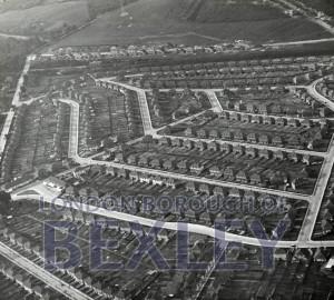 PHBOS_2_570 Barnehurst Estate, Barnehurst c1932