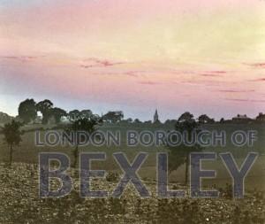 PHBOS_2_576 Pincott Fields, Warren Farm, Bexleyheath Sunset 1920