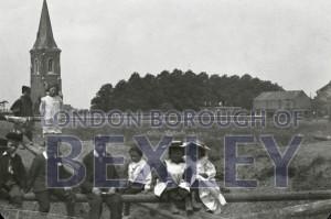 PHBOS_2_631 Chapel of Ease Steeple, Oaklands Road, Bexleyheath 1898