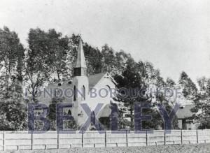 PHBOS_2_674 Iron Church, Albert Road, Bexley 1910