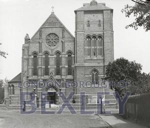 PHBOS_2_675 St John's Church, Church Road, Sidcup c1900
