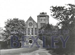 PHBOS_2_676 St John's Church, Church Road, Sidcup c1900