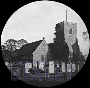 PHBOS_2_700 St Paulinus Church,Church Hill, Crayford c1900