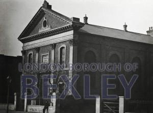 PHBOS_2_705 Trinity Chapel, Broadway, Bexleyheath c1900