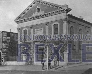 PHBOS_2_709 Trinity Chapel, Broadway,Bexleyheath c1900