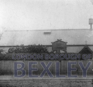 PHBOS_2_731 Welling Iron Church, Hook Lane and Bellegrove Road, Welling c1900