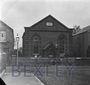 PHBOS_2_733 Wesleyan Chapel, North Road, Bexleyheath c1900