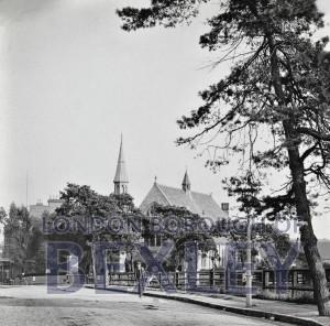 PHBOS_2_735 Bexley Congregational Church, Hurst Road, Bexleyc1920