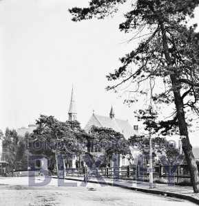 PHBOS_2_737 Bexley Congregational Church, Hurst Road, Bexley 1904