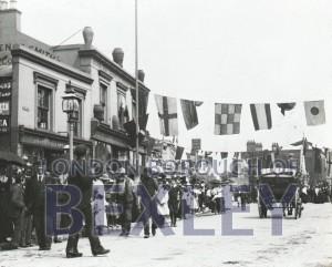 PHBOS_2_779 Bexleyheath Gala,Market Place, Bexleyheath 1898