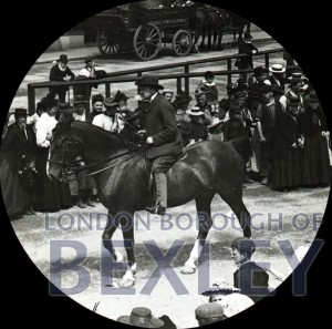 PHBOS_2_781 Bexleyheath Gala parade in Market Place, Bexleyheath1898