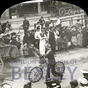 PHBOS_2_783 Gala parade, Market Place, Bexleyheath1898