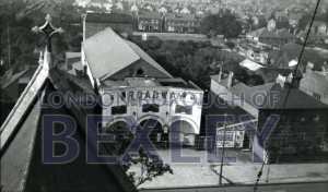 PHBOS_2_841 Broadway cinema fromroof of Christ Churchc1920