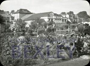 PHBOS_2_862 Crayford Gardens and Ritz cinema 1953