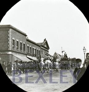 PHBOS_2_869 Broadway, Bexleyheath. Circus parade c1898