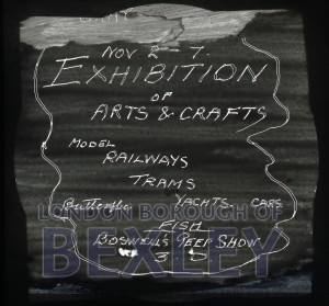 PHBOS_2_910 Poster for Exhibition of Arts and Crafts c1900