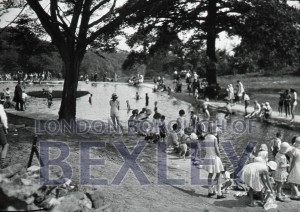 PHBOS_2_917 Martens Grove Recreation Ground's Pool opening 1933