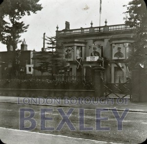 PHBOS_2_928 Conservative Club in Broadway, Bexleyheath  1899