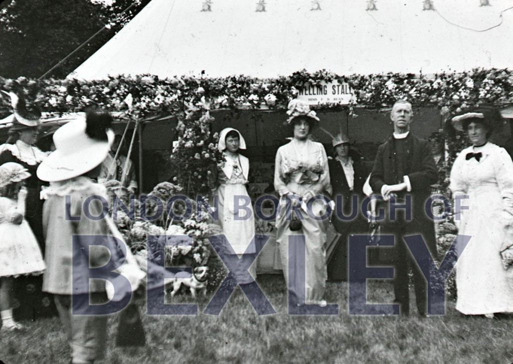 Danson Park, Christ Church bazaar 1914