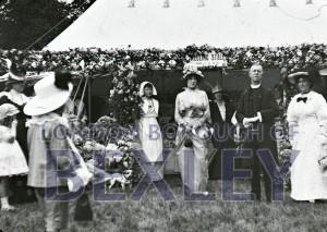PHBOS_2_939 Danson Park, Christ Church bazaar 1914