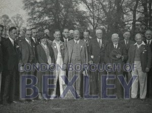 PHBOS_2_942 Crayford Ratepayers Garden party 1931