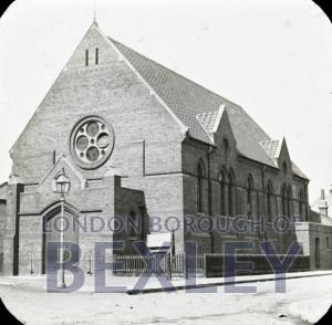 PHBOS_2_958 Bexleyheath Public Hall c1900