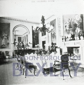PHBOS_2_961 Drawing room in Danson House 1900