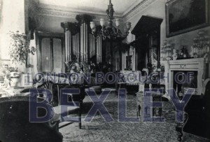 PHBOS_2_962 Music room, Danson House,Welling 1900