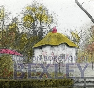 PHBOS_2_968 Cottage in Danson Park in colour. 1897