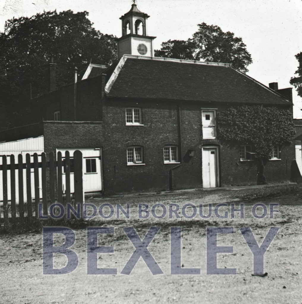 Frognal House stables, Frognal Avenue, Sidcup c1910