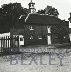 PHBOS_2_982 Frognal House stables, Frognal Avenue, Sidcup c1910