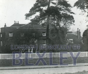 PHBOS_2_993 Sidcup Manor House c1920