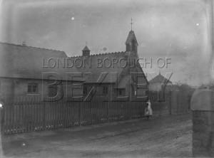 PHRBR_046  St Paul's Church, Mill Road, Northumberland Heath