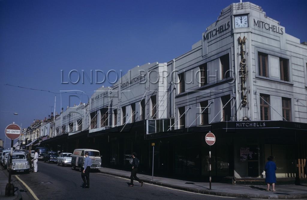 Hedley Mitchells Store