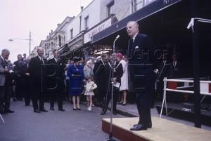 PHRUS_073  Erith Town Centre Official Demolition Ceremony, 1966