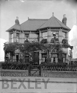 DEW009 Granville Road, Sidcup c.1900
